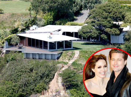 Go Inside The Brangelina Beach House Up For Sale